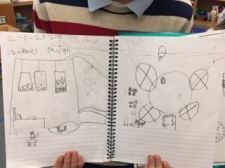Gr 1 Squirrel behavior in winter and safe squirrel trap designs 2