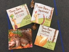 Gr 1 Squirrel Designs and fiction literature 1