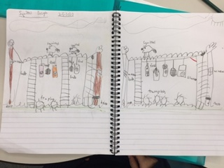 Gr 1 Squirrel Designs and fiction literature 5