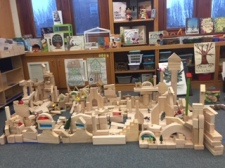 Preschool and Kindergarten Science, Literacy and Engineering Study of Wood 2